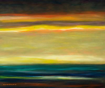 Painting - Horizons by Gina De Gorna