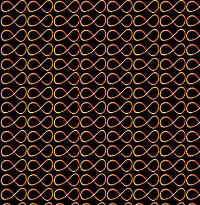 Digital Art - Infinity Infinite Symbol Elegant Art And Patterns by Navin Joshi