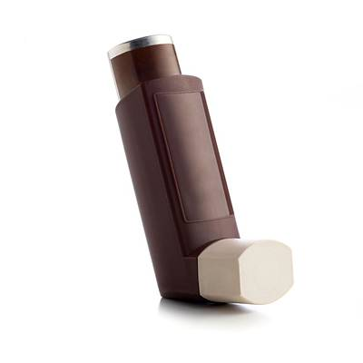 Medication Photograph - Inhaler by Science Photo Library
