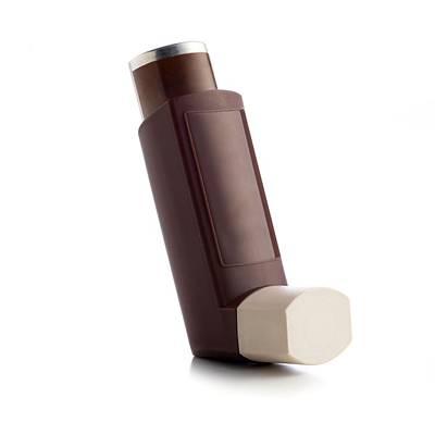 Inhaler Art Print
