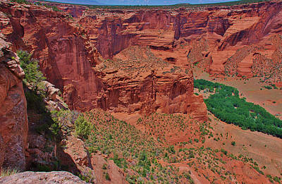 Photograph - Inside The Canyon by Dany Lison