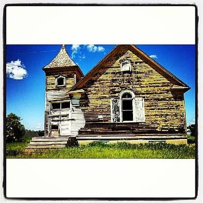 House Wall Art - Photograph - Instagram Photo by Aaron Kremer
