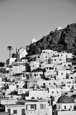 Greece Photograph - Ios Town by George Atsametakis