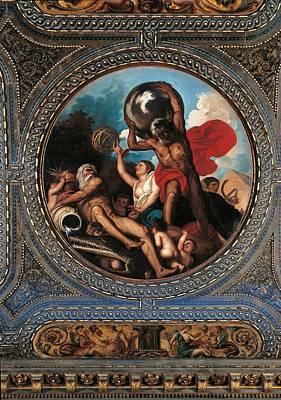 Italy, Veneto, Venice, Marciana Art Print by Everett