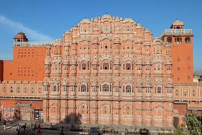 Jaipur Photograph - Jaipur, Rajasthan, India by Charles O. Cecil
