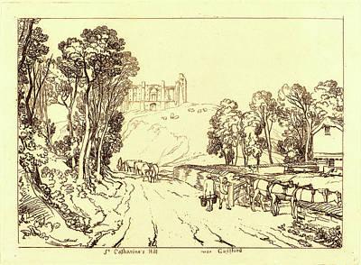 Joseph Mallord William Turner, British 1775-1851 Art Print
