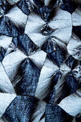 Crystalline Photograph - Lactose Crystals by Antonio Romero