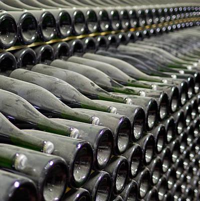 Photograph - Lantieri Winery. Franciacorta Docg by Jouko Lehto