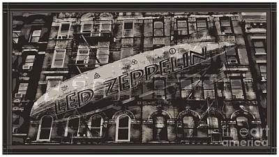 Led Zeppelin  Art Print
