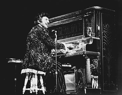 Liberace Photograph - Liberace by Retro Images Archive
