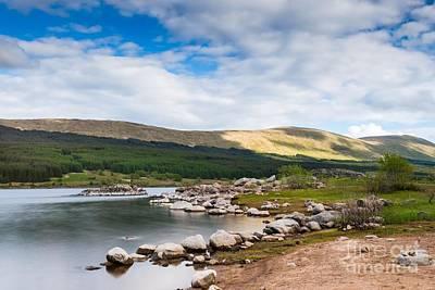 Landscape Photograph - Loch Doon by Maciej Markiewicz
