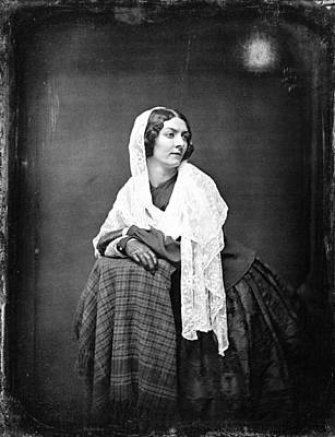 Photograph - Lola Montez (1818-1861) by Granger