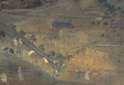 Lorenzetti Ambrogio, The Effects Art Print by Everett
