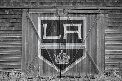 Photograph - Los Angeles Kings by Joe Hamilton