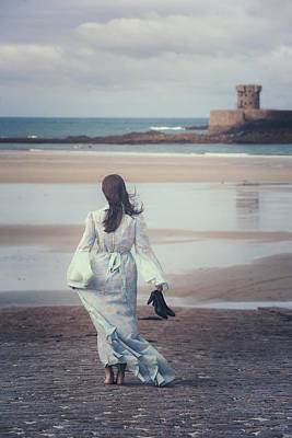 Thoughtful Photograph - Low Tide by Joana Kruse