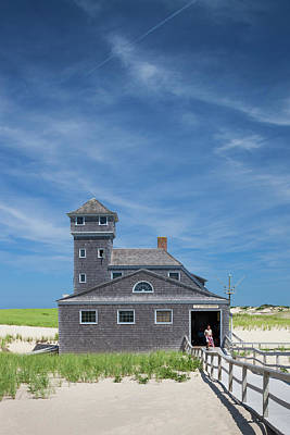 Massachusetts, Cape Cod, Provincetown Art Print