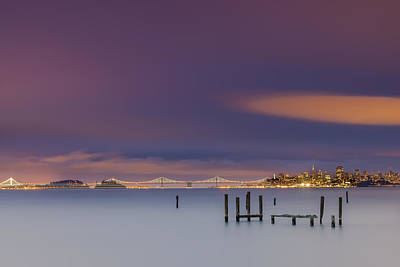 Sausalito Photograph - 4 Minutes In Sf by Attilio Ruffo