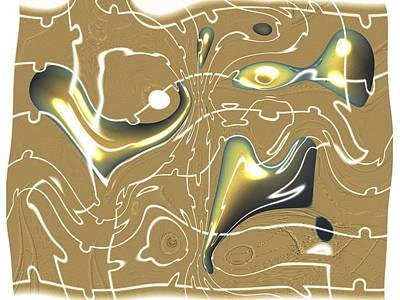 Mixed Art Print