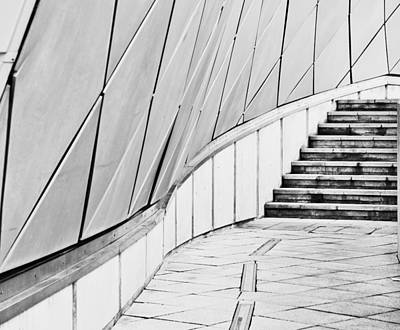 Modern Architecture Art Print by Tom Gowanlock