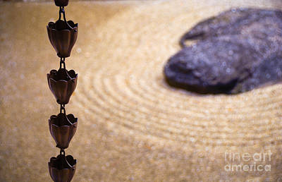 Wind Chimes Photograph - Morikami Japanese Garden And Museum by Amy Cicconi