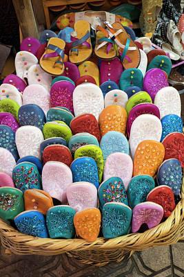 Marrakech Photograph - Morocco, Marrakech by Emily Wilson