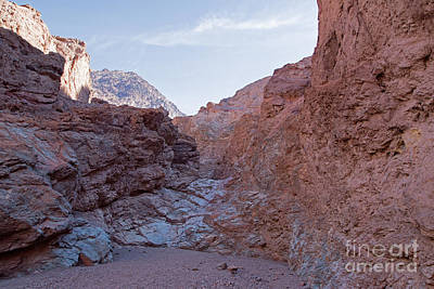 Photograph - Natural Bridge Canyon Death Valley National Park by Fred Stearns