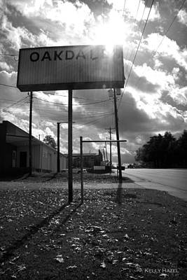 Photograph - Oakdale by Kelly Hazel