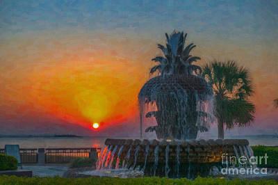 Digital Art - Morning Light by Dale Powell