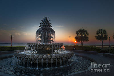 Photograph - Charleston Sunrise  by Dale Powell