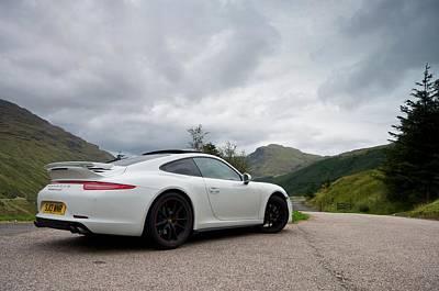 Photograph - Porsche 911 by Stephen Taylor