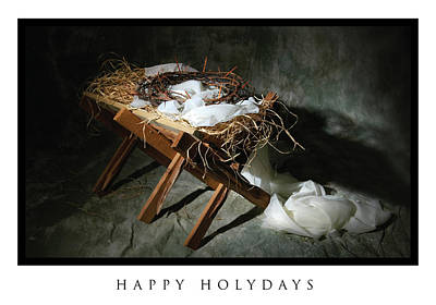 Digital Art - Very Holydays by Kathryn McBride