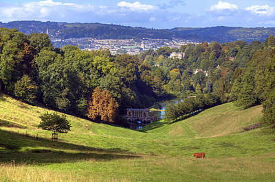 Somerset Photograph - Prior Park by Joana Kruse