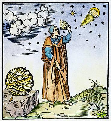 Ptolemy (2nd Century Art Print by Granger