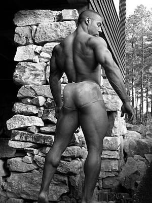 Photograph - Rear View by Jake Hartz