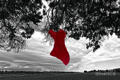 Clothes Clothing Photograph - Red Is My Color by Stelios Kleanthous
