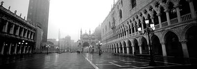 Saint Marks Square, Venice, Italy Print by Panoramic Images