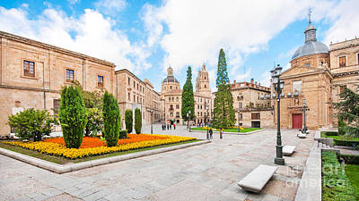 City Photograph - Salamanca by JR Photography