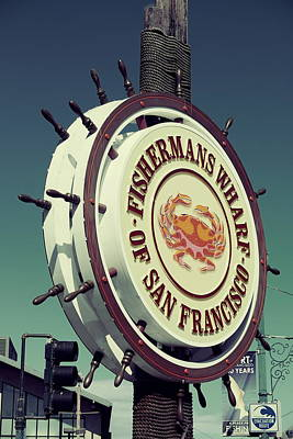 Photograph - San Francisco by Songquan Deng