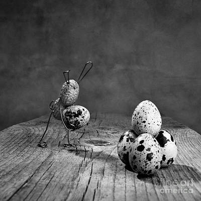 Miniature Photograph - Simple Things Easter by Nailia Schwarz