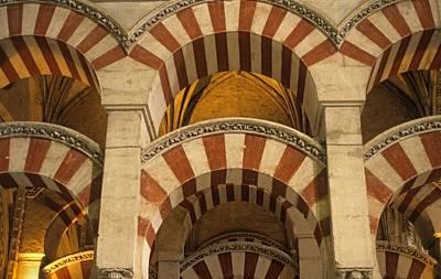 Campinas Photograph - Spain. Cordoba. Mezquita Mosque by Everett