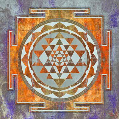 Sri Yantra Art Print