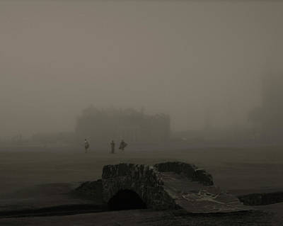 Golf Photograph - St Andrews, Scotland by Dom Furore
