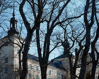Photograph - Stockholm Tyreso Slott by Evgeny Lutsko