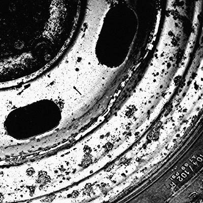 Artwork Photograph - Rusty Rim by Jason Michael Roust