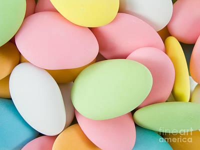 Easter Photograph - Sugar Covered Almonds. by Jose Elias - Sofia Pereira