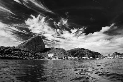 Photograph - Sugar Loaf Mountain by Celso Diniz