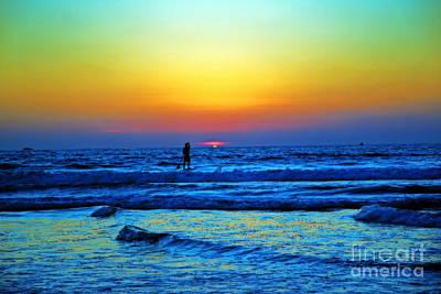 Photograph - Sunset by Afrodita Ellerman