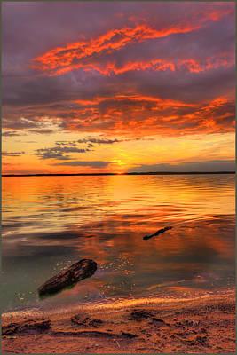 Photograph - Sunset by Fuad Azmat