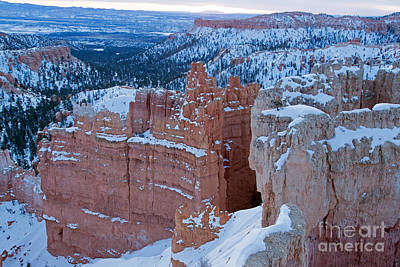 Photograph - Sunset Point Bryce Canyon National Park by Fred Stearns