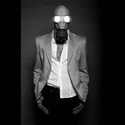 Pop Art Photograph - #tbt #malebody #model #alternative by Tyree Thomas